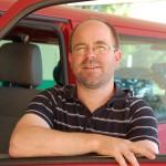 Oliver Kuhn, Hausmeister und Schul-/Kindergartenbusfahrer