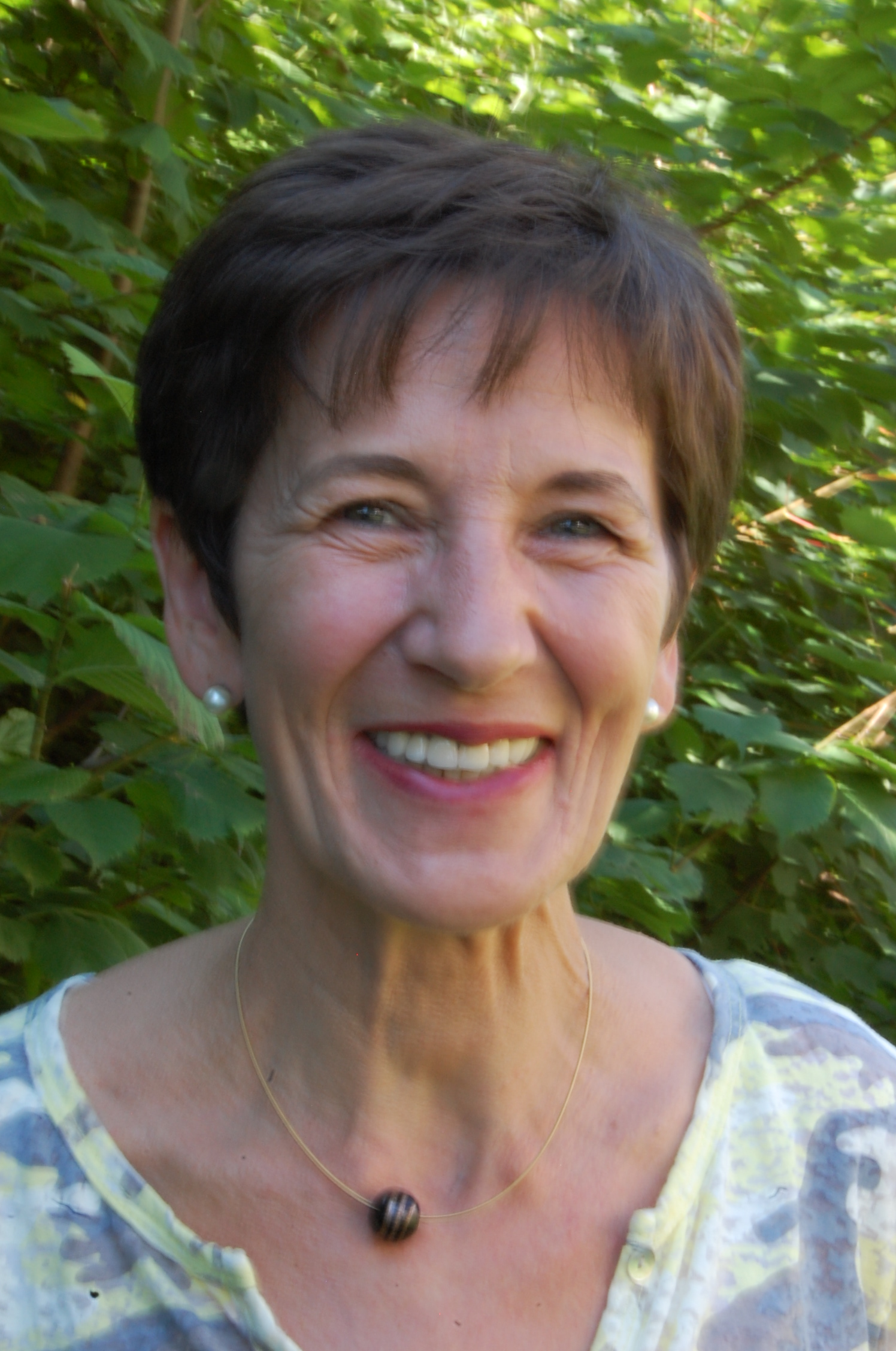 Marilis Heinzelmann, Betreuung